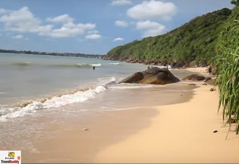 Jungle beach sri lanka Galle