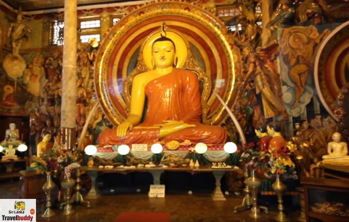 TheGangaramaya Temple