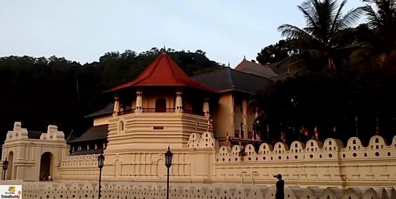 Royal Palace Of Kandy