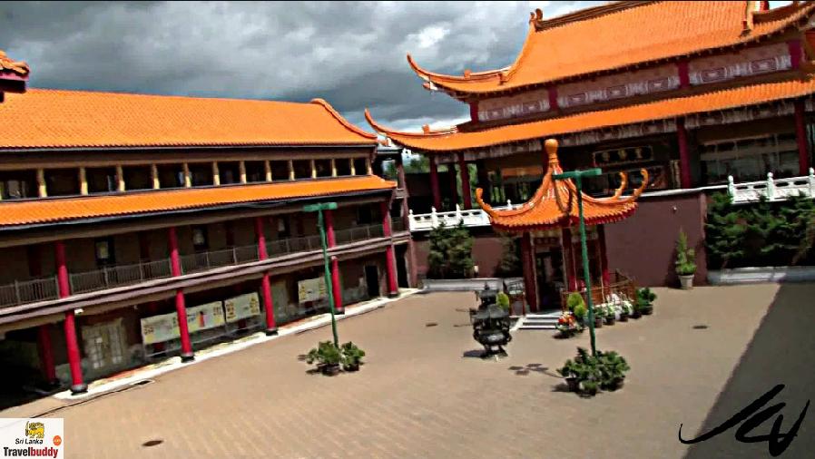 The International Buddhist Museum