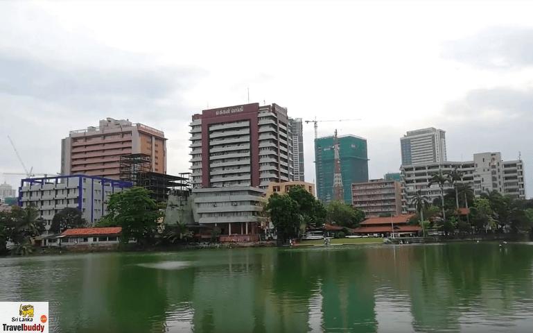 The Beira Lake