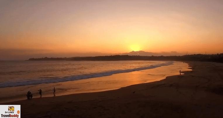 Talalla Beach Sunset