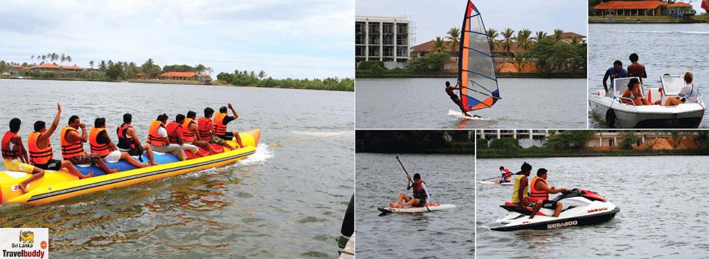 Sri Lanka Water Sports