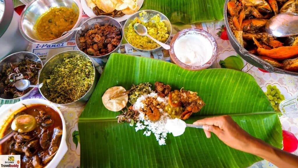 Sri Lanka food tour